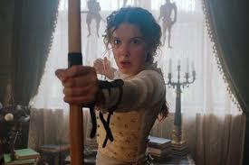 Enola Holmes น้องสาวของ Sherlock ได้ไขคดีที่ดีงามของเธอเอง