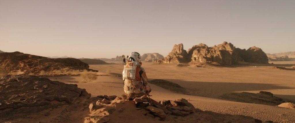 รีวิวเรื่อง The Martian